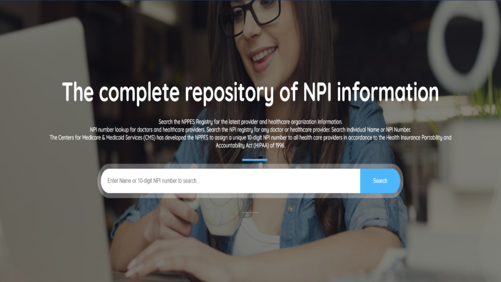 What is the Nppes registry